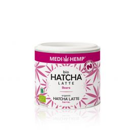 Bio HATCHA® Latte Beere