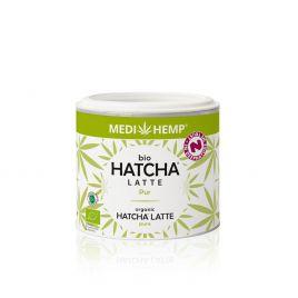 Organic HATCHA® Latte pur 45g