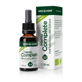 Organic Hemp Complete 2.5%
