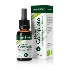 Organic Hemp Complete 5%