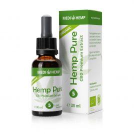 Organic Hemp Pure 5%