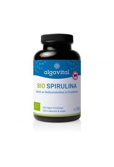 Bio Spirulina 500 Presslinge