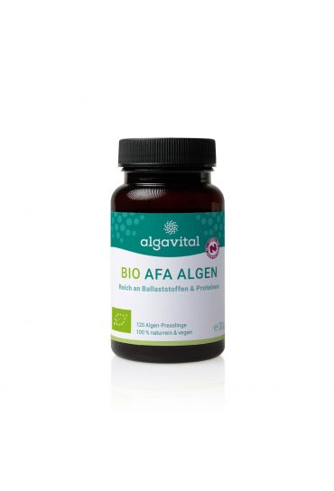 Bio Afa Algen, 120 Presslinge