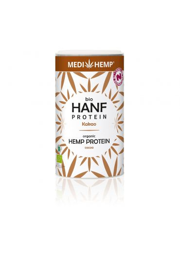 Bio Hanfprotein Kakao