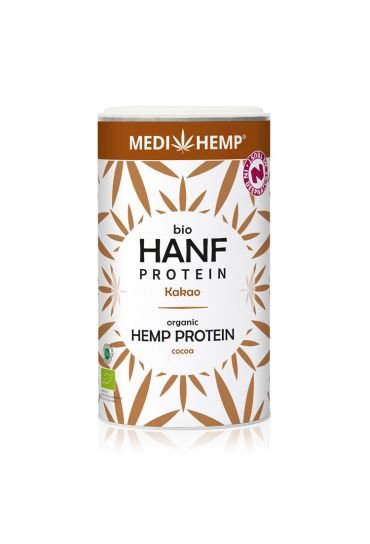 Organic Hemp Protein Cocoa 180g