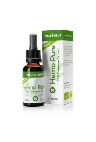 Organic Hemp Pure 10%