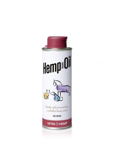 Organic Hempoil for pets, 250ml